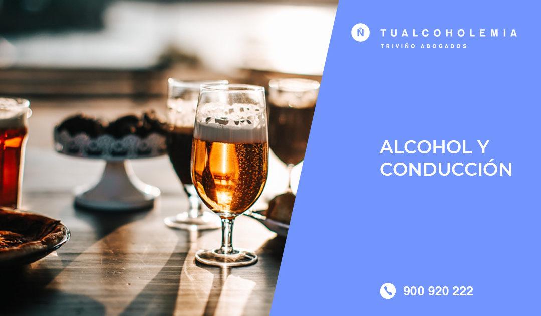 Cómo el alcohol afecta la conducción